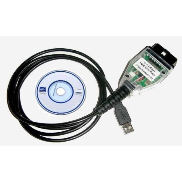 www obd2tech com - BMW INPA K+CAN USB CABLE